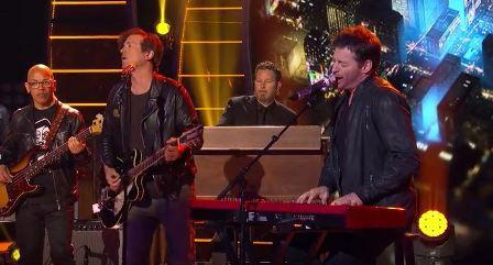 Connick American Idol performance
