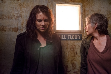 "TV Review: The Walking Dead Season Six Episode 13 ""The Same Boat"""