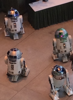 Functional R2 units at ECCC 2016