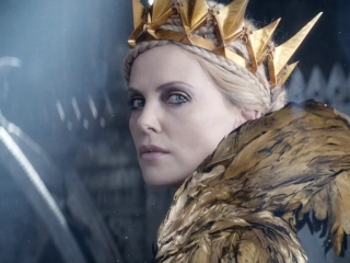 huntsman charlize theron