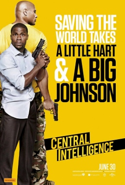 central intelligence poster (257x380)