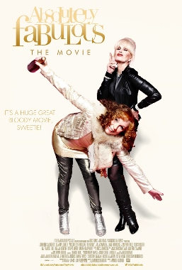 absolutely fabulous the movie poster (257x380)