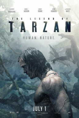 legend of tarzan poster (256x380)