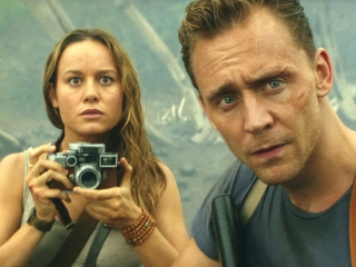 Kong Skull Island brie larson tom hiddleston