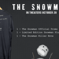 Giveaway: Universal Studios' The Snowman Prize Pack OVER