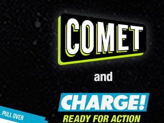 Giveaway: COMET TV and CHARGE! October - Nosferatu, Babylon 5, More!
