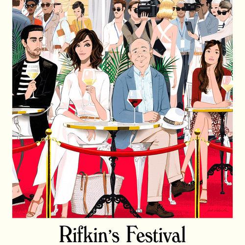 rifkin's festival locandina