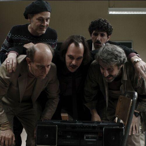 comedians recensione locandina