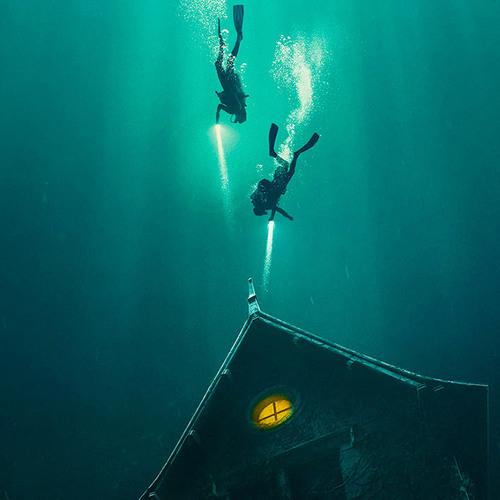 la casa in fondo al lago recensione