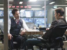 Marvel's Captain America: Civil War: Iron Man/Tony Stark (Robert Downey Jr.) y Steve Rogers/Captain America (Chris Evans) - Photo Credit:© Marvel 2016