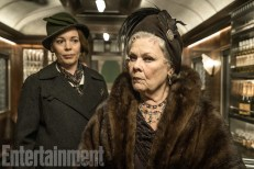 Murder on the Orient Express - Olivia Colman, Judi Dench
