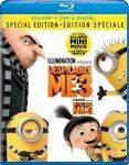 Concours Blu-ray du film DÉTESTABLE MOI 3