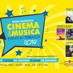 """1 Rassegna """"Cinema e Musica, Eventi in terrazza"""" 1"""