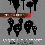 Locandina Depeche Mode Spirits in the Forest