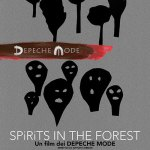 Locandina Depeche Mode Spirits in the Forest
