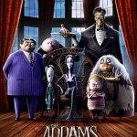 Locandina La famiglia Addams