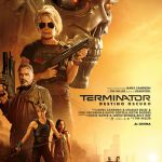 Locandina Terminator Destino oscuro