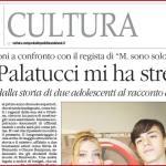 Intervista a Lorenzo D'Amelio in occasione del film M Sono solo un ragazzo