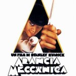 Locandina Arancia Meccanica