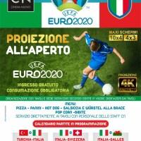EURO 2020 - Italia : Galles