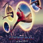 Locandina Spiderman no way home