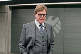 Robert Redford dans Captain America: Le soldat de l'hiver (2014)