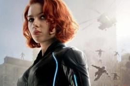 Scarlett Johansson dans Avengers: L'ère d'Ultron (2015)