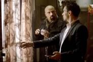 John Travolta et Jonathan Rhys Meyers dans From Paris with Love