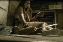 Elizabeth Blackmore dans Evil Dead (2013)