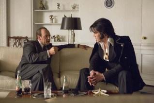 Kevin Spacey et Michael Shannon dans Elvis & Nixon (2016)