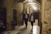 Tom Hanks et Felicity Jones dans Inferno (2016)
