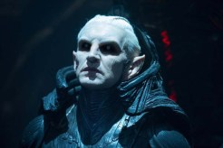 Christopher Eccleston dans Thor: Le monde des ténèbres (2013)