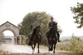 Jamie Bell et Channing Tatum dans L'aigle de la neuvième légion (2011)