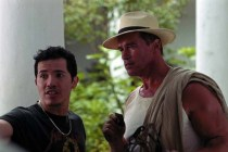 Arnold Schwarzenegger et John Leguizamo dans Collateral Damage (2002)