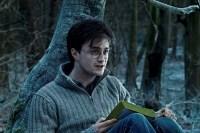 Daniel Radcliffe dans Harry Potter et les reliques de la mort: 1ère partie (2010)