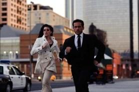 Anne Hathaway et Steve Carell dans Get Smart (2008)