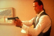 Steven Seagal dans Hard to Kill (1990)