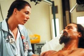 Steven Seagal et Kelly LeBrock dans Hard to Kill (1990)