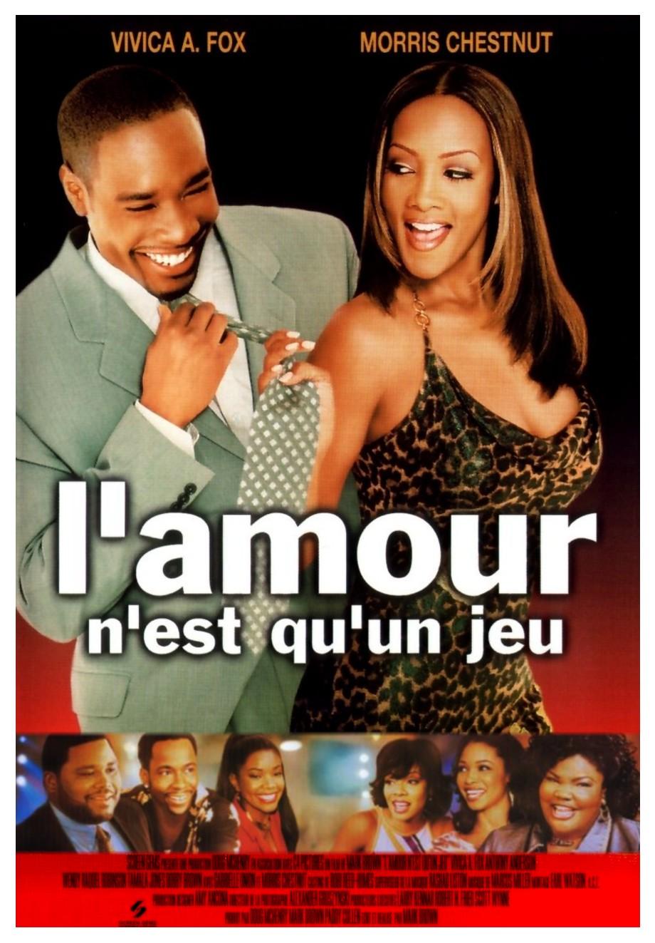 L Amour N Est Qu Un Jeu : amour, Affiche, L'Amour, N'est, Qu'un, Cinéma, Passion