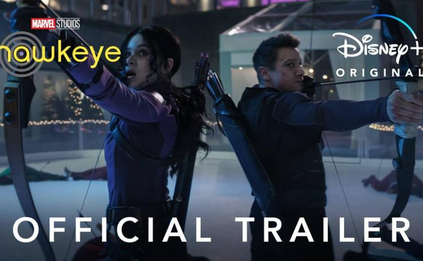 Here's What We've Learned From The Brand-New Hawkeye Trailer