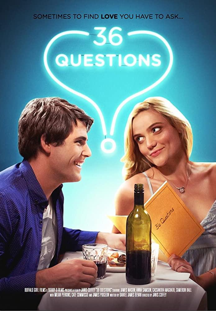 36 preguntas para enamorarse, el tema en una peli australiana