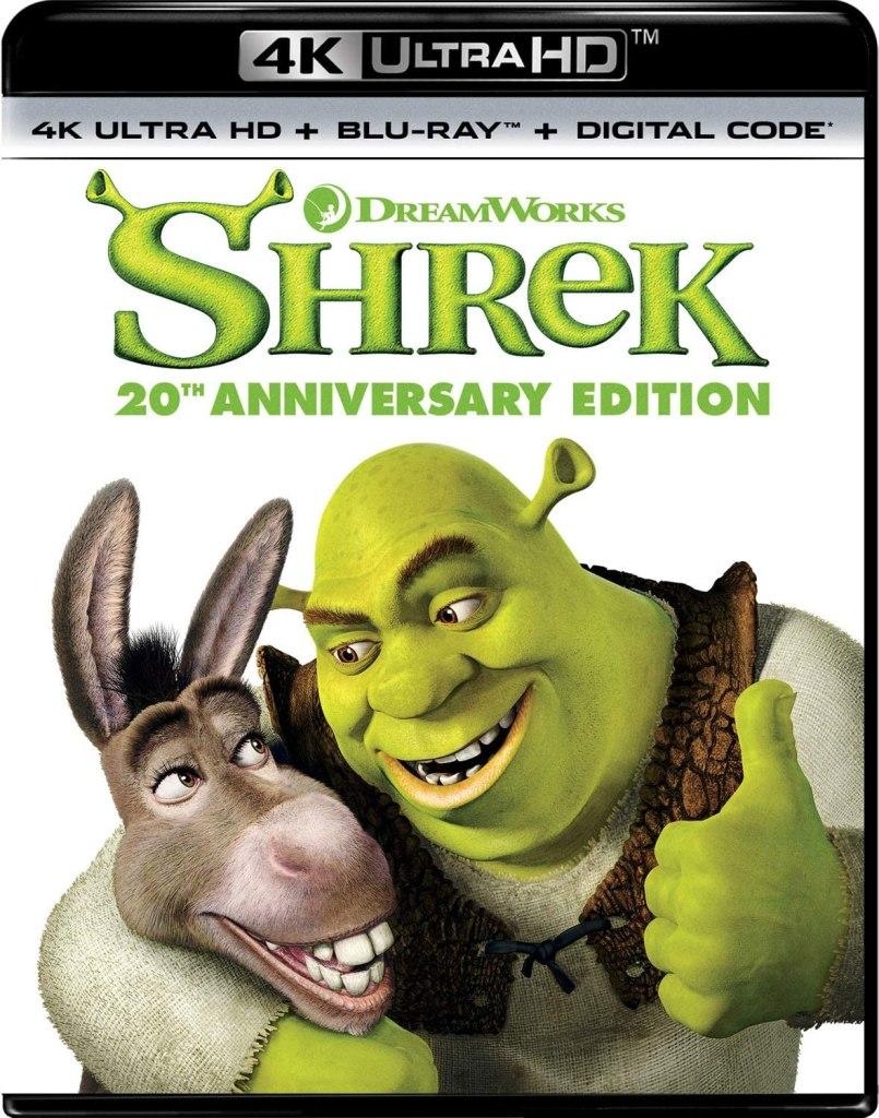Shrek 4k Edición de aniversario