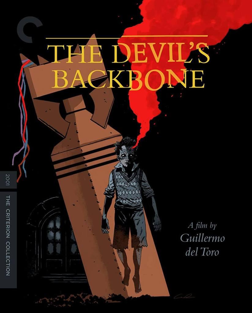 El espinazo del diablo edición Criterion Collection