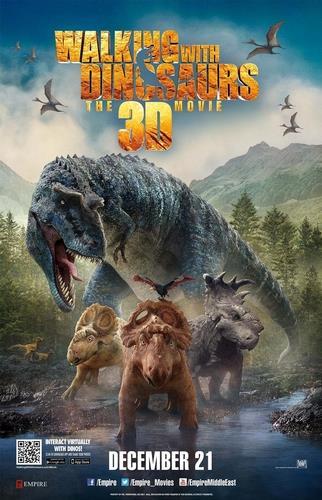 Sur La Terre Des Dinosaures (film) : terre, dinosaures, (film), Terre, Dinosaures:, Bande-annonce, Horaires