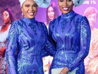 the bling lagosians movie premiere