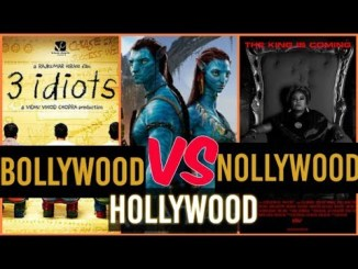 nollywood vs bollywood vs hollywood