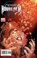 house of M marvel comic