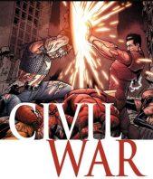 civil war marvel comic