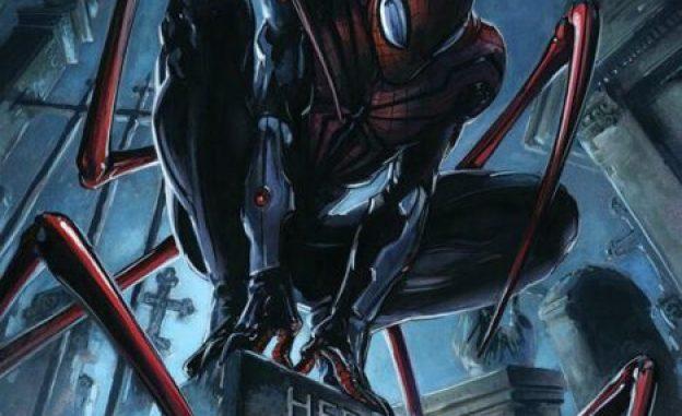superior spider-man marvel comic