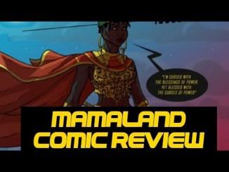 mamaland comic